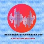 Logo da emissora Web Rádio Favorita FM