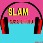 Logo da emissora Rádio SLAM