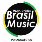 Logo da emissora Rádio Brasil Music
