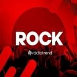 Logo da emissora Rádio Trend - Rock