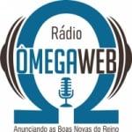 Logo da emissora Rádio Ômega Web