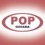 Logo da emissora Rádio Pop Goiaba UFF