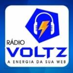 Logo da emissora Rádio Voltz
