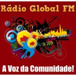 Logo da emissora Rádio Global FM