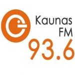 Logo da emissora Gaudeamus 93.6 FM