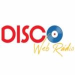 Logo da emissora Disco Web Rádio