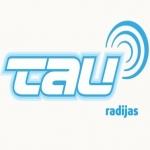 Logo da emissora Radijas Tau 102.9 FM