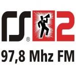Logo da emissora RS2 97.8 FM