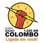 Logo da emissora Rádio Super Colombo 1020 AM