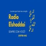 Logo da emissora Rádio El Shaddai