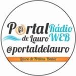 Logo da emissora Portal De Lauro Rádio Web