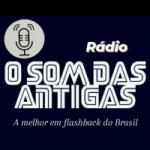 Logo da emissora Rádio Som Das Antigas