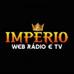 Logo da emissora Web Rádio e Tv Império
