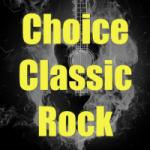 Logo da emissora Choice Classic Rock
