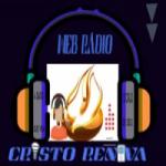 Logo da emissora Rádio Cristo Renova