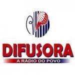 Logo da emissora Rádio Difusora 105.9 FM - 690 AM