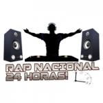 Logo da emissora Rádio Rap Nacional 24 Horas