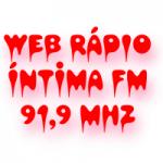 Logo da emissora Rádio Íntima FM