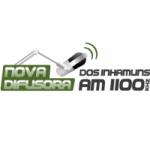 Logo da emissora Rádio Nova Difusora dos Inhamuns 1100 AM