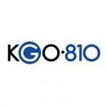 Logo da emissora Radio KGO 810 AM