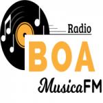 Logo da emissora Rádio Boa Música FM