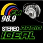 Logo da emissora Rádio Web Ideal