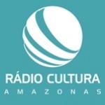 Logo da emissora Rádio Cultura do Amazonas 1580 AM 4845 OT
