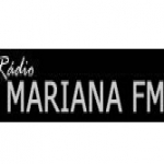 Logo da emissora Rádio Mariana 93.5 FM