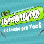 Logo da emissora Rádio Conexão Louvor