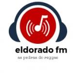 Logo da emissora Rádio Eldorado FM