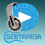 Logo da emissora MGT Rádio Sertaneja