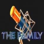 Logo da emissora Rádio The Family Show Black