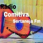 Logo da emissora Rádio Comitiva Sertaneja FM