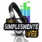 Logo da emissora Rádio Simplesmente Web