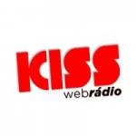 Logo da emissora Kiss Web Rádio