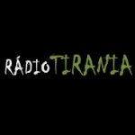 Logo da emissora Rádio Tirania