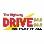 Logo da emissora Radio KHDR 96.9 FM