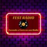 Logo da emissora Fest Rádio