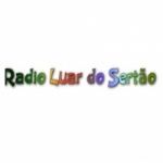 Logo da emissora Rádio Luar do Sertão