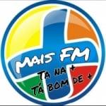 Logo da emissora Rádio Mais FM