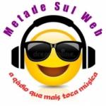Logo da emissora Rádio Metade Sul Web