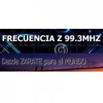 Logo da emissora Radio Frecuencia Z 99.3 FM