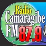 Logo da emissora Rádio Camaragibe 87.9 FM