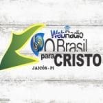 Logo da emissora Web Rádio O Brasil Para Cristo