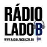 Logo da emissora Rádio Lado B