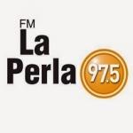 Logo da emissora Radio La Perla 97.5 FM