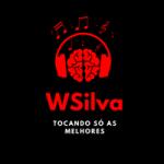 Logo da emissora Rádio W Silva