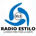 Logo da emissora Radio Estilo 93.3 FM