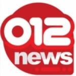 Logo da emissora Rádio 012 News