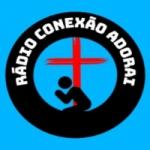 Logo da emissora Rádio Conexão Adorai